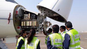 B Sc Aircraft Maintenance